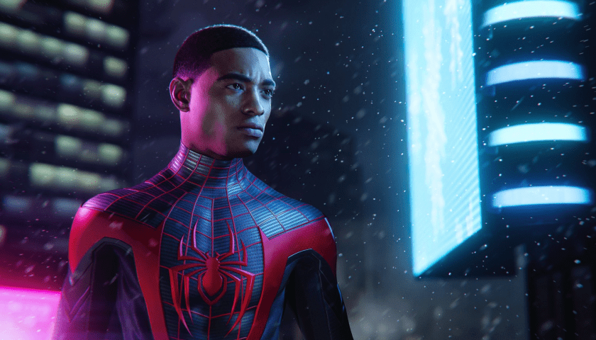 Spider-Man Miles Morales Review: Being Greater