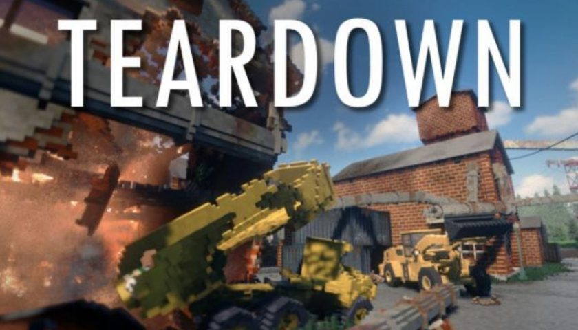 Teardown - Early Access Preview