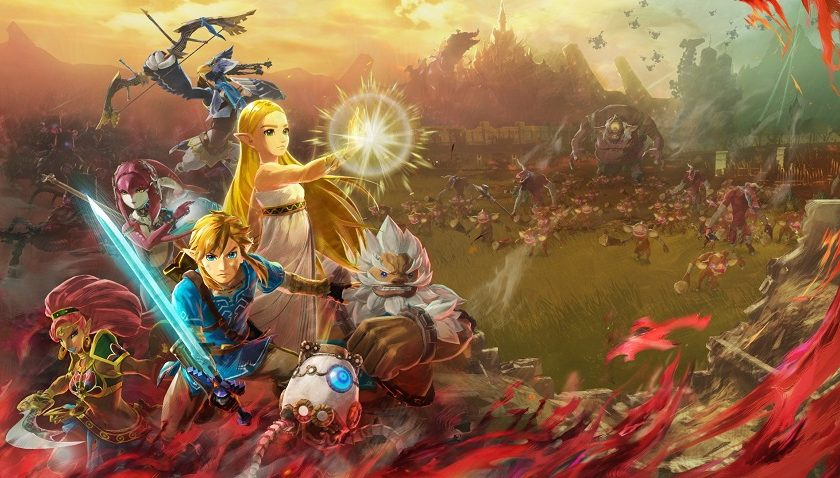 Hyrule Warriors: Age of Calamity - Hyrule Slaughterhouse