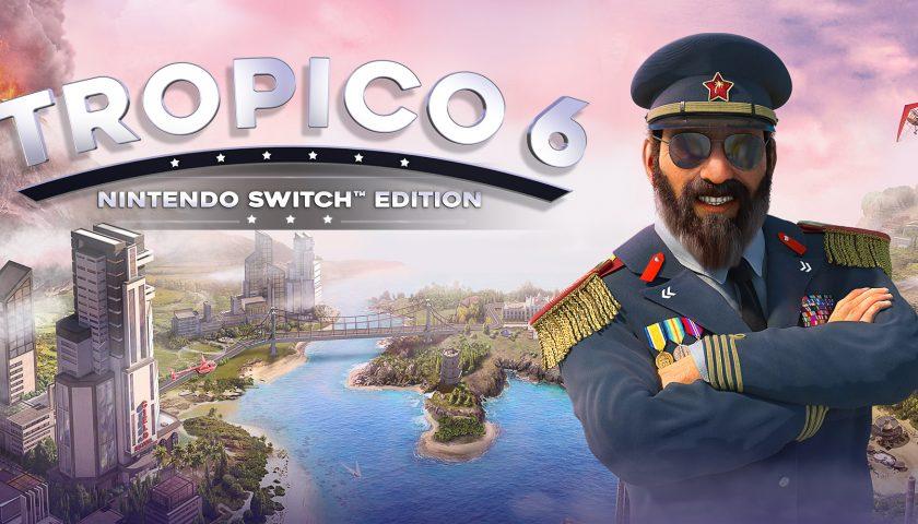 Tropico 6 - Portable Political Shenanigans
