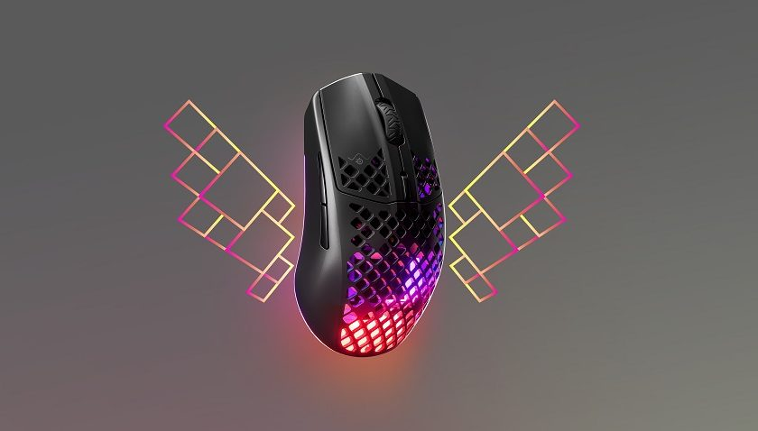 SteelSeries Aerox 3 Wired Gaming Mouse - Lighter Than a Feather