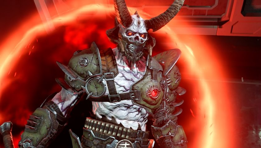 Doom Eternal Slays Demons In Your Pocket