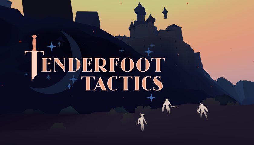2020 Indie Spotlight - Tenderfoot Tactics