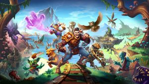 Player 2 Plays – Torchlight 3