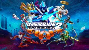 Override 2: Super Mech League – Mundane Mech Action