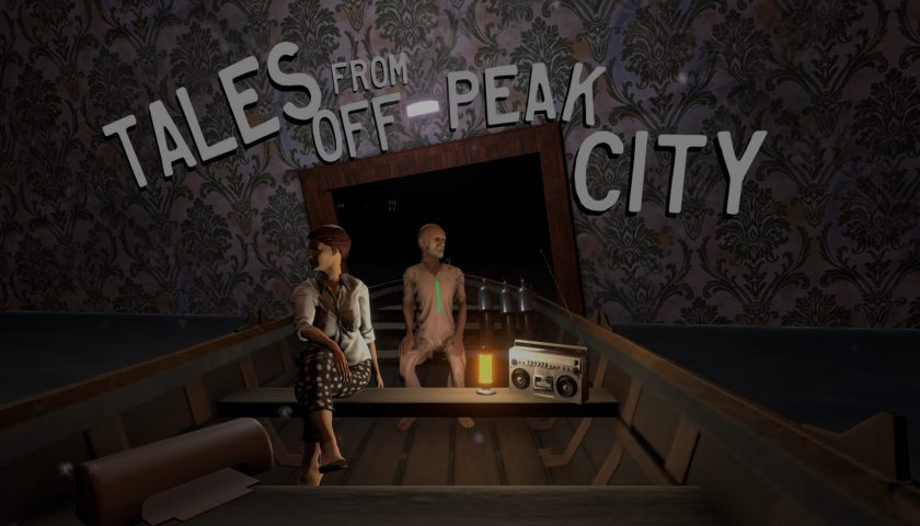 2020 Indie Spotlight - Tales From Off-Peak City
