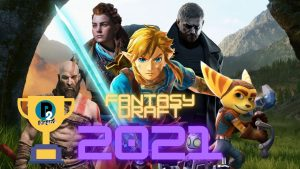 The 2021 Player 2 Video Game Fantasy Draft – The Selections