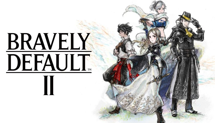 Bravely Default 2 - JRPG Comfort Food
