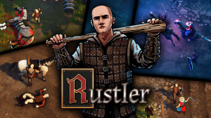 Player 2 Plays – Rustler: Grand Theft Horse