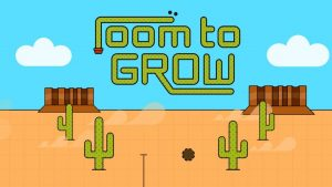 Room To Grow – Twist My Brain Into Knots Little Cactus