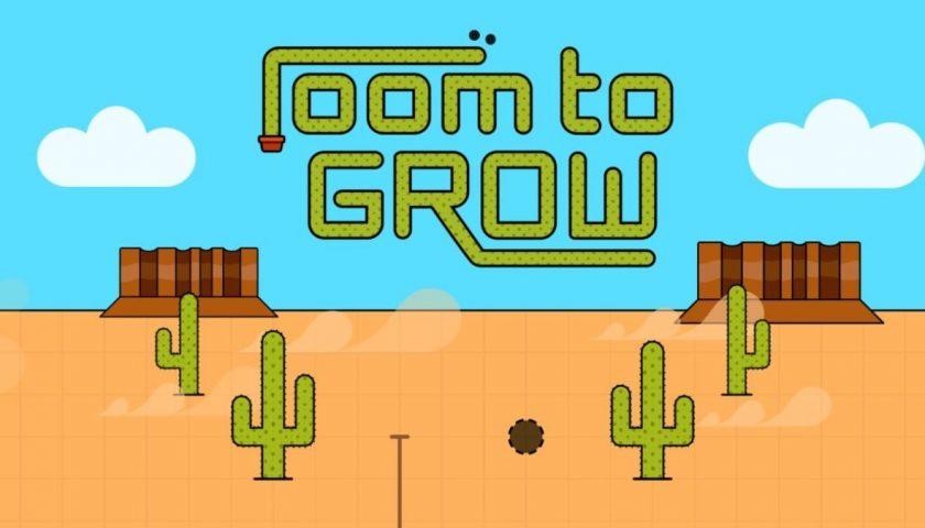 Room To Grow - Twist My Brain Into Knots Little Cactus
