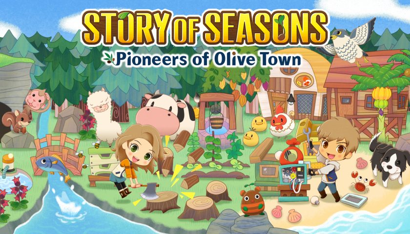 Story of Seasons: Pioneers of Olive Town - The Charm of the Farm