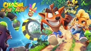 Player 2 Plays – Crash Bandicoot: On The Run