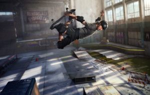 Tony Hawk's Pro Skater 1&2 – Do a High Def Kick Flip