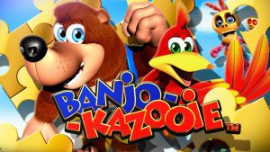 Player 2 Plays – Banjo-Kazooie