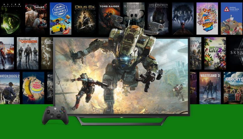 Xbox is Handing Out All The Frames