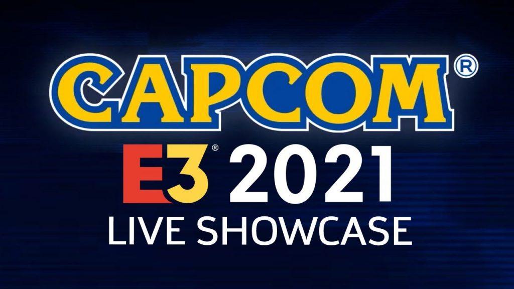 Capcom At E3 2021