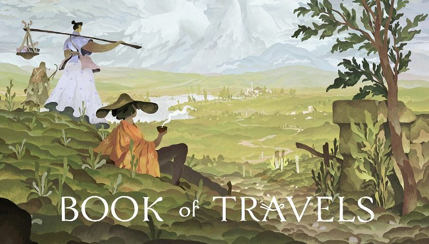 Explore TMORPG Book of Travels on August 9th
