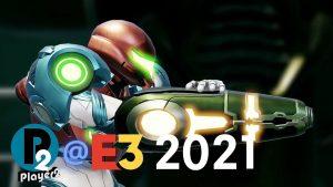 Nintendo Direct Discussion – P2 @ E3 2021
