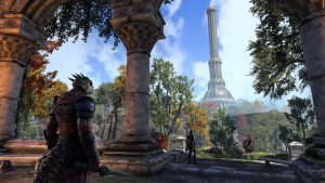 ESO Gets Sexy Khajiit, Angonians and Dragons on Console