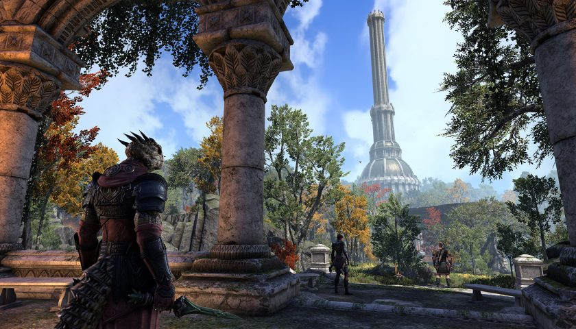 ESO Gets Sexy Kahjit, Angonians and Dragons on Console