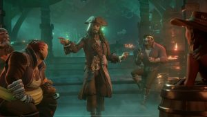 Sea of Thieves Joins Disney for A Pirate's Life