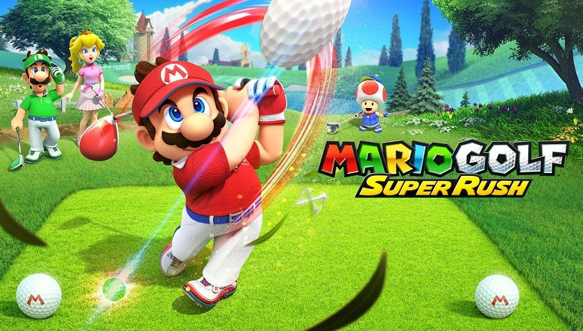 Mario Golf: Super Rush - Speed at the Cost of Content