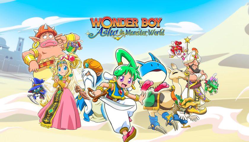 Wonder Boy: Asha in Monster World - No Longer a Wonder