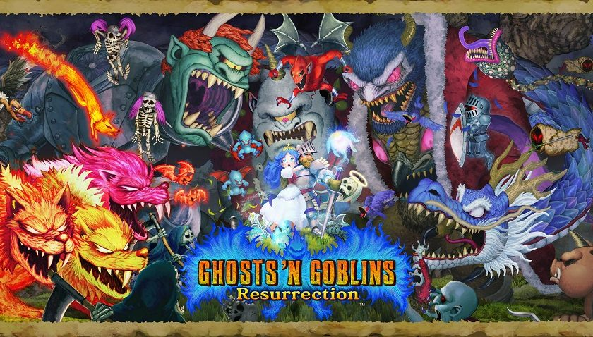 Ghosts and Goblins: Resurrection - Old School Rage