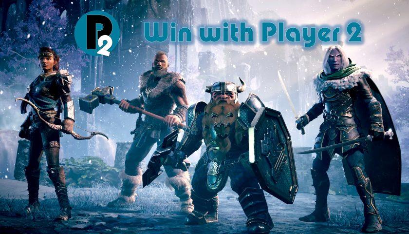 Win a PS4 Copy of Dark Alliance