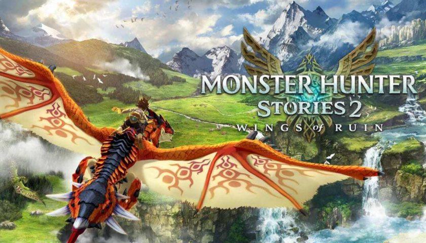 Monster Hunter Stories 2: Wings of Ruin - On Rathalos' Wings