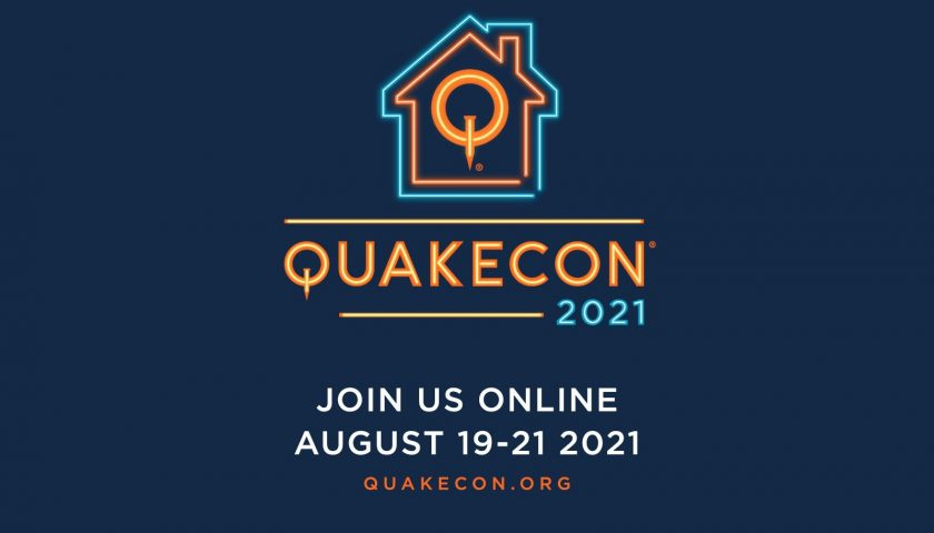 Quakecon Is Partying At Your Place Again