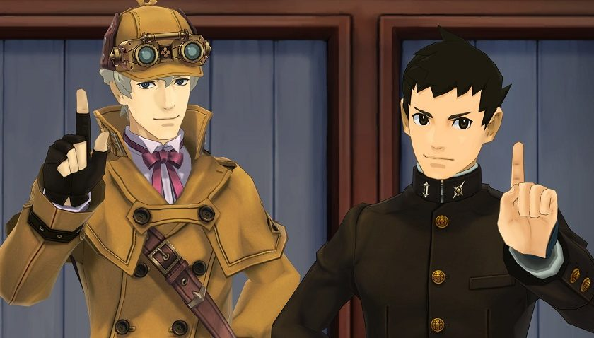 The Great Ace Attorney Chronicles - Objection, My Dear Watson