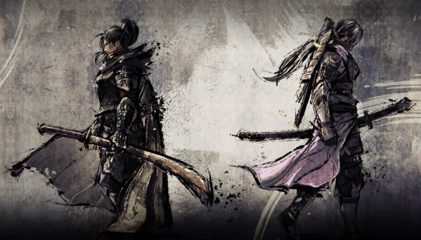 Samurai Warriors 5 - Cell Shaded Slicing and Dicing