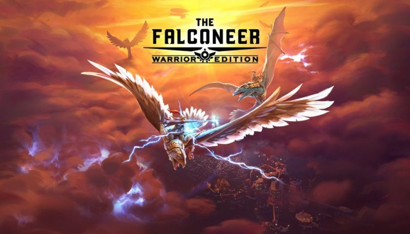 The Falconeer: Warrior Edition - The Higher You Fly, The Further You Fall