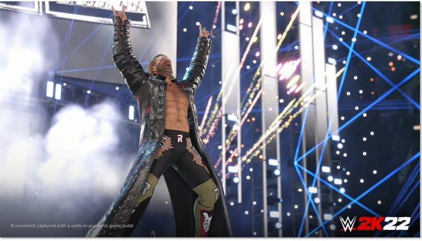WWE 2K22 is on the Comeback Trail