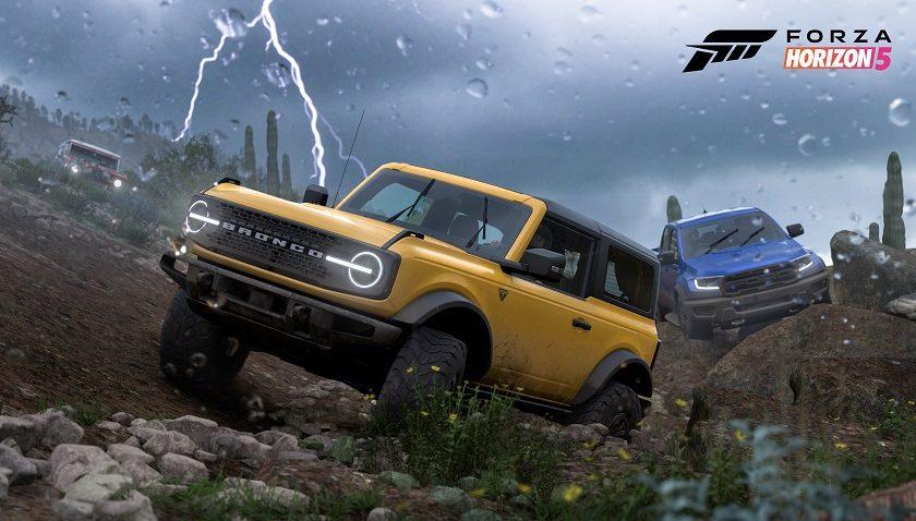 Forza Horizon 5 - The Next Step