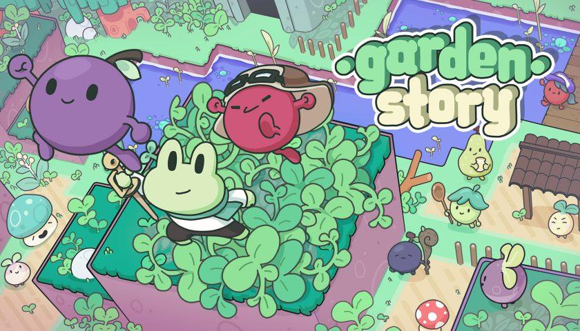 Garden Story - Vegetable Zelda