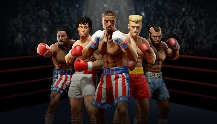 Big Rumble Boxing: Creed Champions - Arcade Fisticuffs