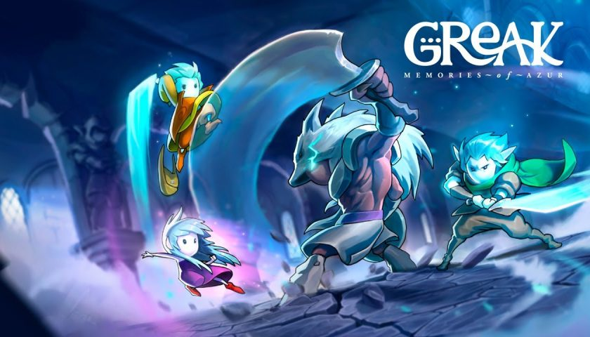 Greak: Memories of Azur - Charm and Adventure