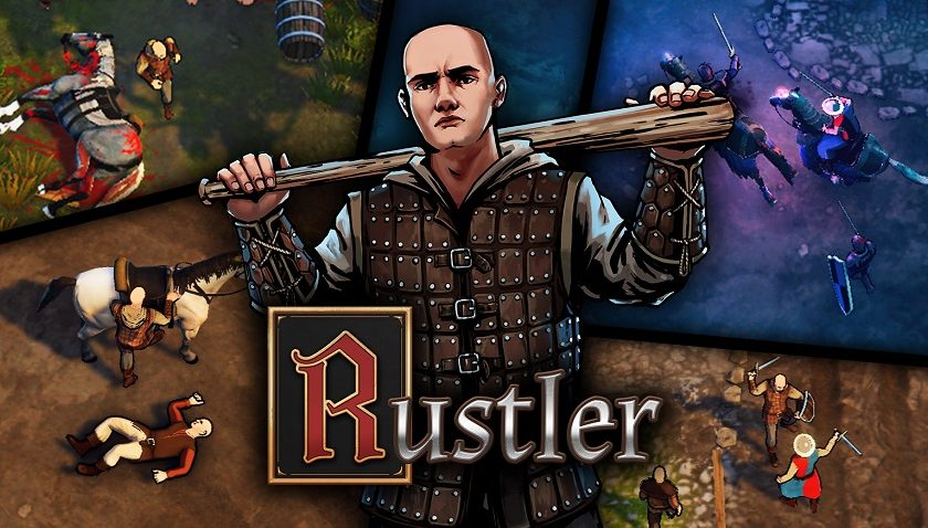 Rustler - A Horse is no Substitute for a Rocket Launcher