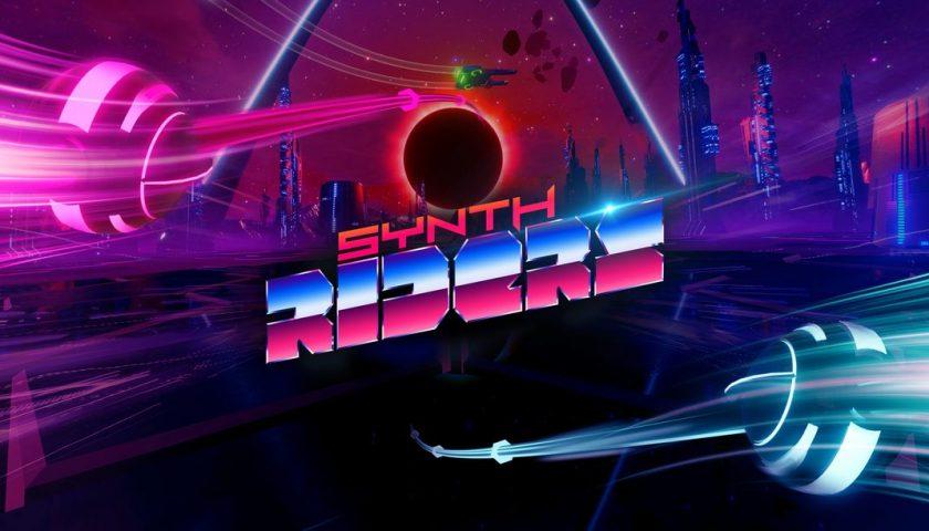 Synth Riders - Feel the Virtual Rhythm