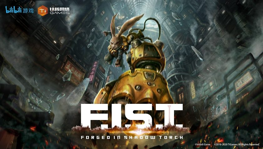 F.I.S.T: Forged In Shadow Torch - Mech Rabbits Meet Metroidvania