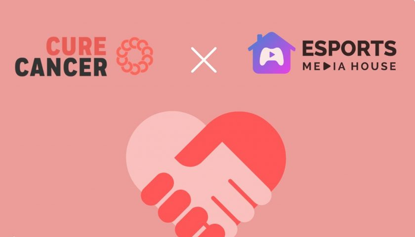 Esports Media House Joins Cure Cancer on a Noble Quest